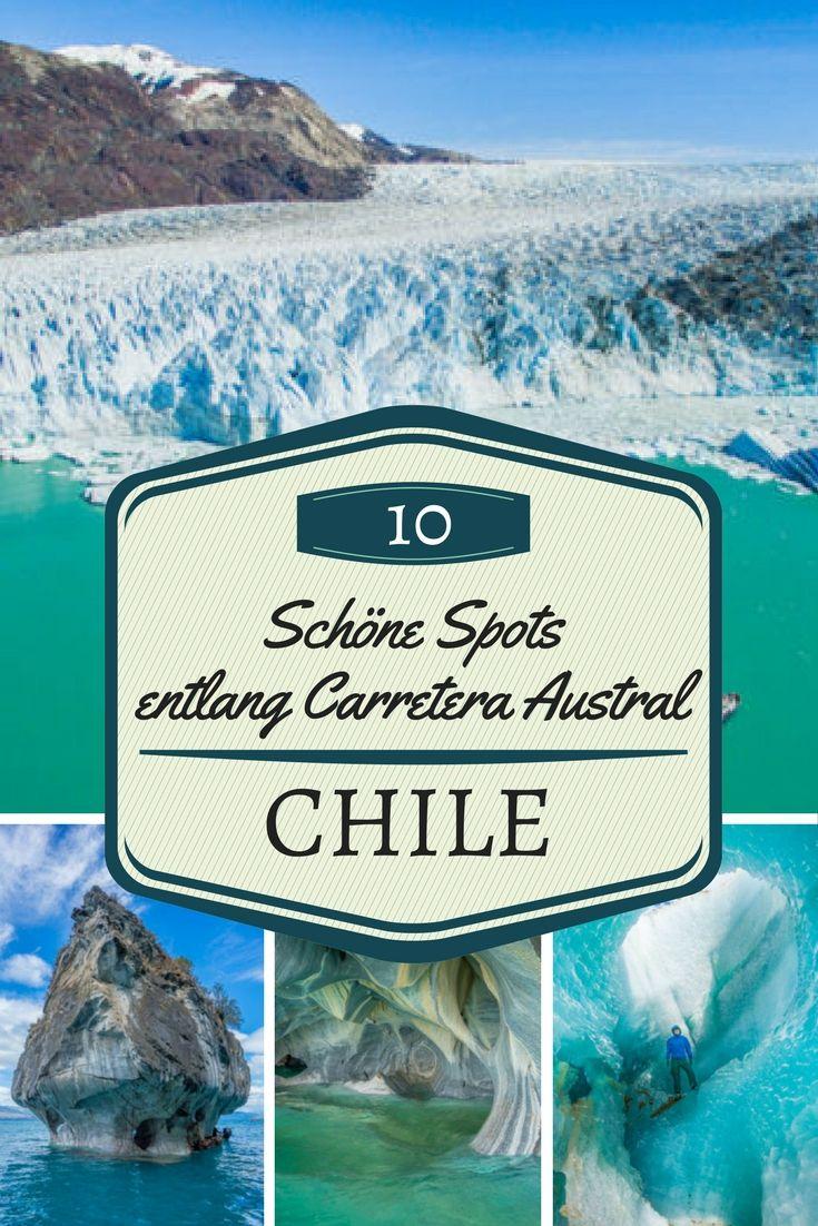 Die Carretera Austral in Chile ist in Patagonien das Highlight schlechthin. Die 1.200 km lange Straße führt durch die landschaftlich beeindruckendsten Ecken der Region. Finde hier die 10 besten Sehenswürdigkeiten entlang der Carretera Austral.