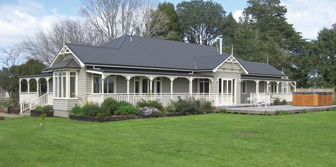 From Villa Homes Designer NZ - they have some lovely villa houses, much the same as in Aus. Love the details on this house.