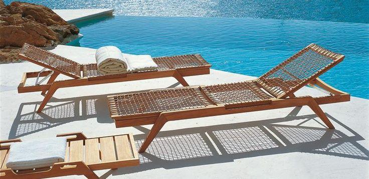 99 best Outdoor Furniture images on Pinterest : e87712eeb10f371a5f253713d5a85df4 sun lounger garden furniture from www.pinterest.com size 736 x 358 jpeg 72kB