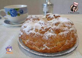 Una torta soffice allo yogurt e vaniglia senza uova e burro, dalla consistenza umida pensata per gli intolleranti, ed e' proprio buona !