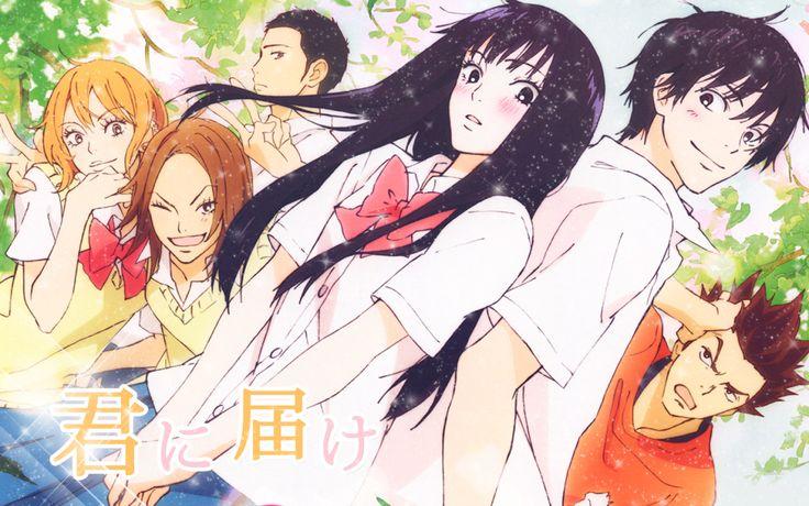 Información del anime: Nombre original:君に届け (Llegando a ti) Fecha de comienzo de emisión:6 de octubre de 2009 Fecha final de la emisión:20 de marzo de 2009 Género:Comedia romántica Basado en:M…