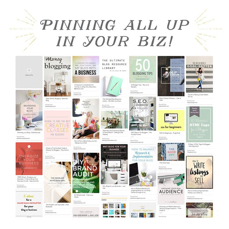 Set Forth Studio // Pinning all up in your biz!