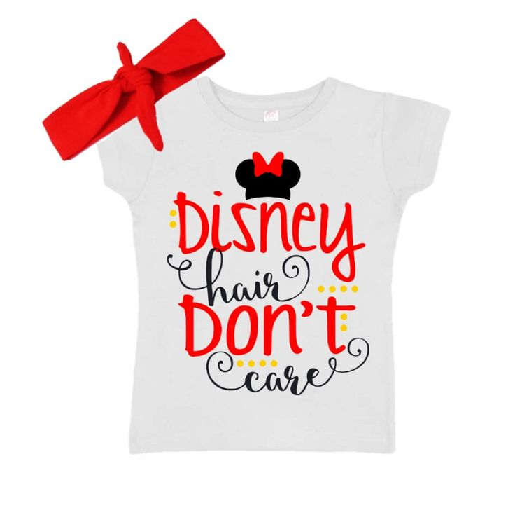 45 best babytoddlergirls cute t shirts onesies images on custom baby girl t shirt disney hair dont care knot headband negle Image collections
