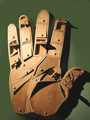The art of woodworking!
