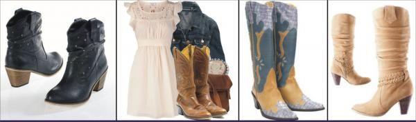 Дикий запад - стиль вестерн в одежде