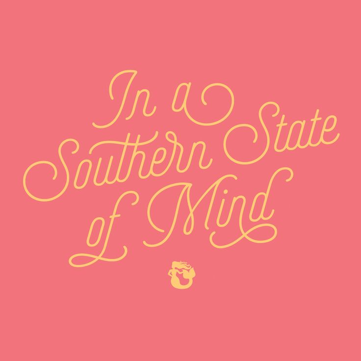 In a Southern State of Mind | Spartina 449 | quote | southern style | southern belle | Southern girls | the south