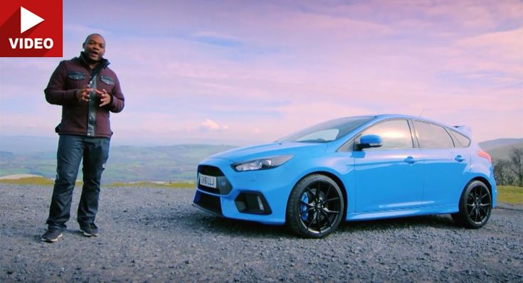 Remember Top Gear? Rory Reid Did A Great Review Of Ford's Focus RS