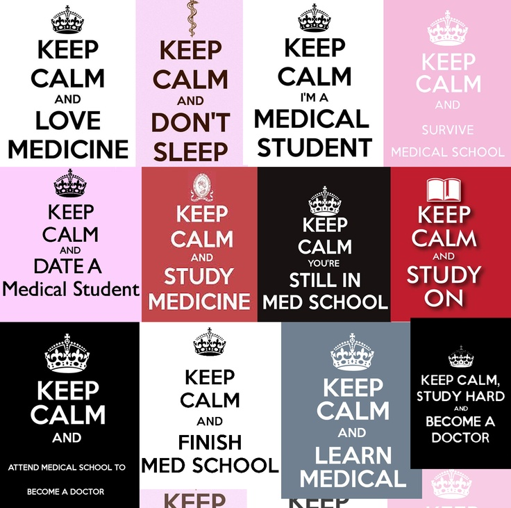 LOVE MEDICINE AND SUVIRVE IN MED SCHOOL TO BECOME ONE DAY