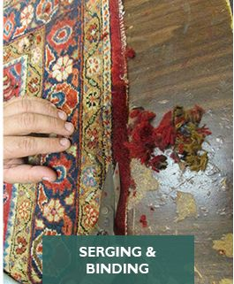 Rug Cleaning Services also serve you various services like Moth Proofing, Enzyme Wash  Click here: http://samsantiquerugs.com/