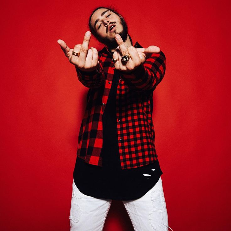 "Post Malone recently signed a deal with Republic Records due to the success of his single ""White Iverson"". Here is the official remix featuring French Montana and Rae Sremmurd. Listen to the music on page 2."