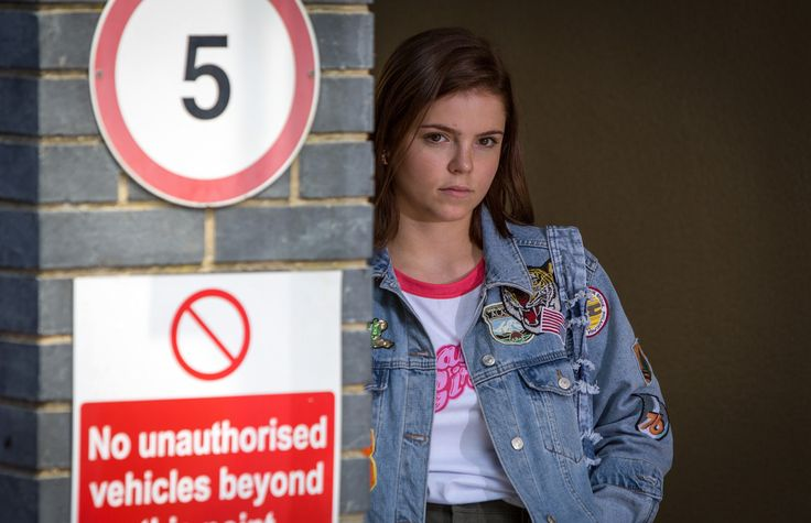 EastEnders: Courtney Mitchell has a BIG secret she's hiding!