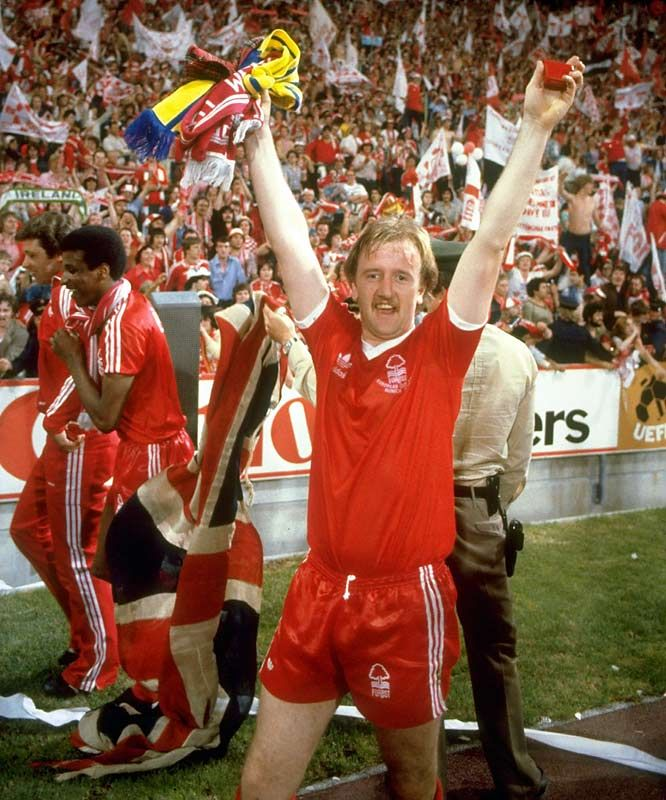 Nottingham Forest win the European Cup 1979