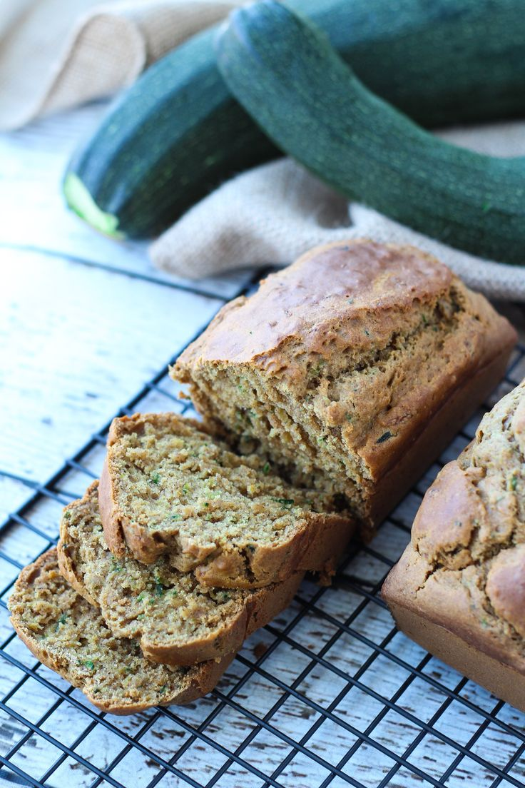 The Best Gluten Free Zucchini Bread Recipe Gluten Free Zucchini Bread Gluten Free Zucchini