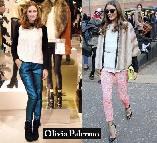 El look Otoño 2013, por Olivia Palermo