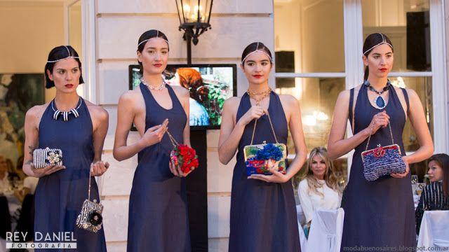 Moda y Tendencias en Buenos Aires : MODA, DISEÑO Y ESTILO: EL VERANO 2016 EN SIX O'CLOCK TEA EDICIÓN N°22