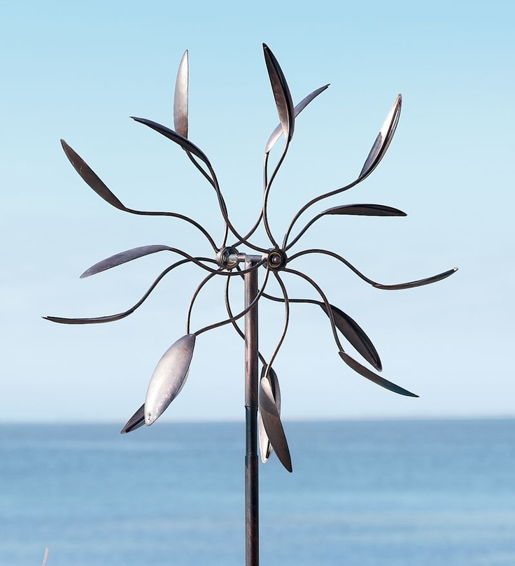 Garden Dancer Windcatcher Metal Wind Spinner Wind