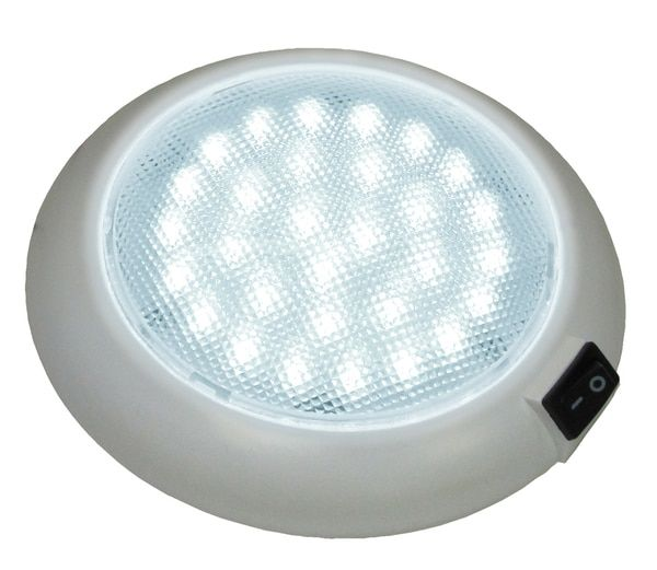 Led379c30 Interior Dome Light 12v Switch Included Interior Lighting Interior Interior Window Shutters