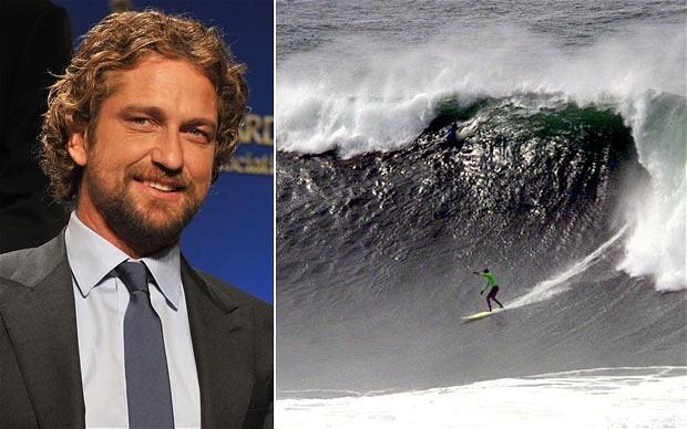 Plays a Maverick surfer in Santa Cruz, he surfed all summer/fall researching the part and was held under and almost killed at Mavericks: Mavericks Surfers, Santa Cruz