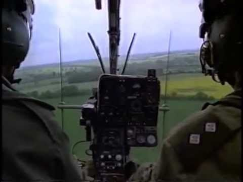 Flying Soldiers episode 2 - BBC 1997 documentary about trainee army heli...