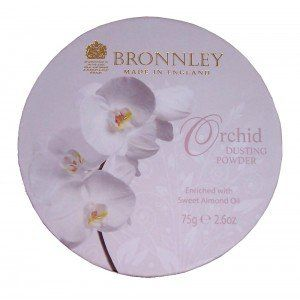 Bronnley Orchid 75g/2.6oz Dusting Powder  //Price: $ & FREE Shipping //     #hair #curles #style #haircare #shampoo #makeup #elixir