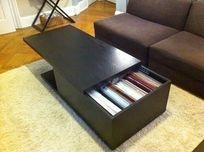 West Elm sliding top storage coffee table - $100 #NYC furnishlyst.com/new_york
