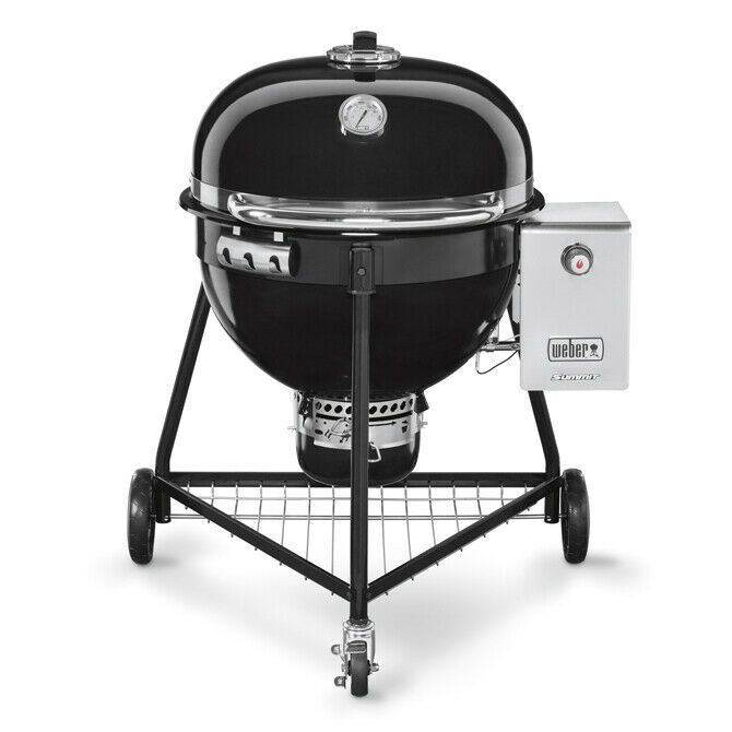 New Weber 18301001 Summit Charcoal Grill 77924041884 Ebay Charcoal Grill Bbq Grills For Sale Grilling