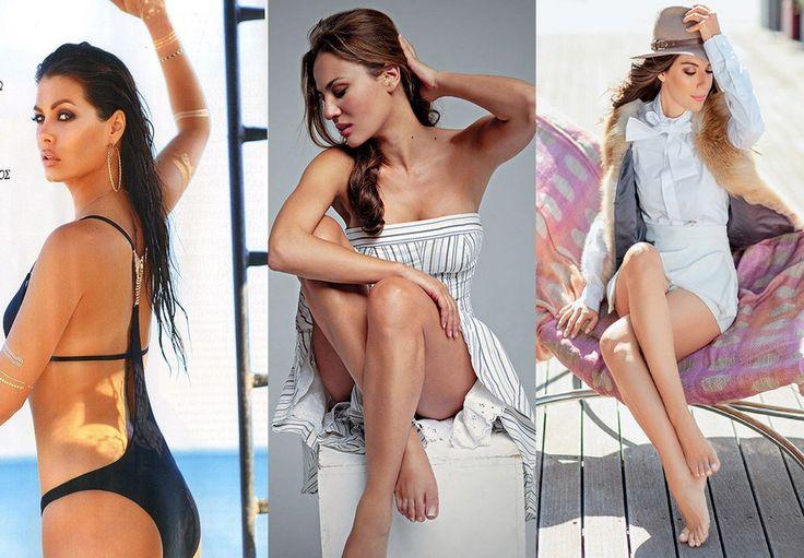 Οι πιο hot γυναίκες Ελληνίδες ηθοποιοί