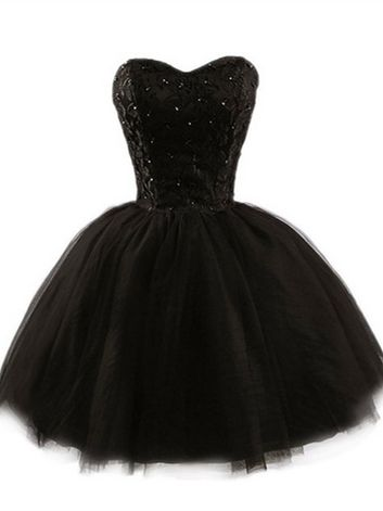Short Black Dress,Black Homecoming Dress Under 100,Cheap Homecoming Dress,Homecoming Dresses,Short Black Prom Dress,Custom Homecoming Dresses