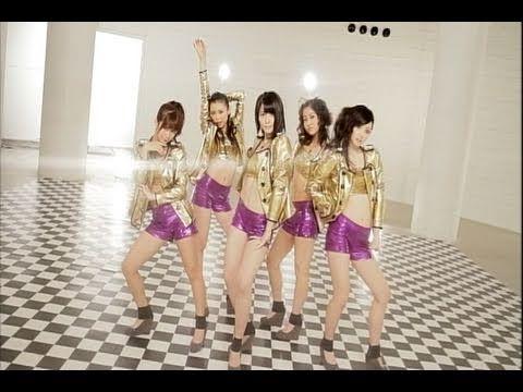 ℃-ute 『Kiss me 愛してる』 (MV)  2011年2月23日発売の15枚目のシングル。作詞・作曲:つんく