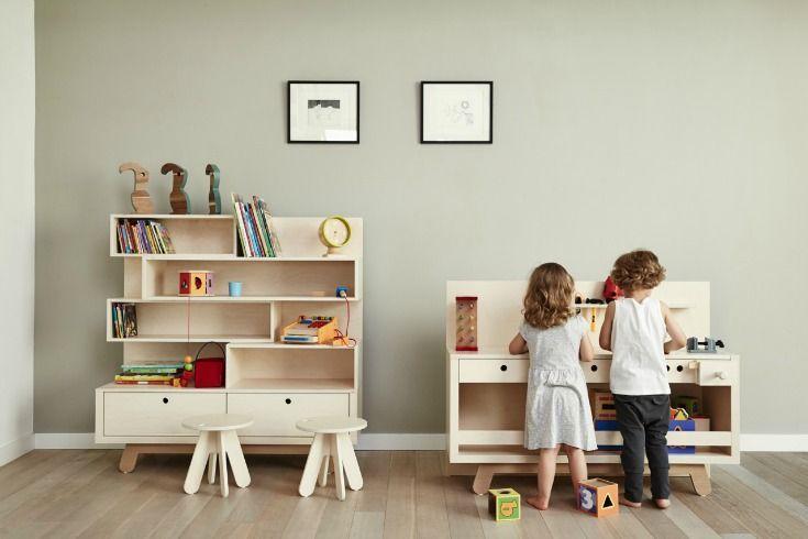 Kutikai, Functional and Creative Furniture for Kids - Petit & Small