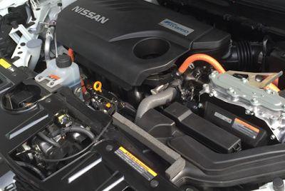 2019 Nissan X-Trail Engine