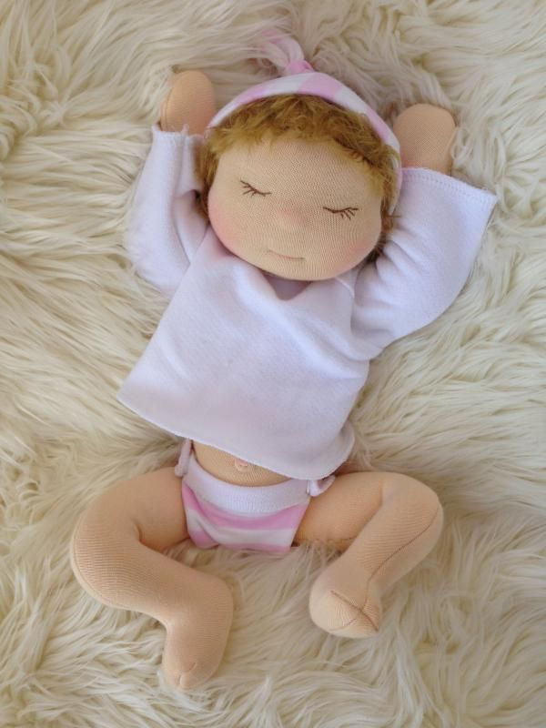 17 Best Images About Waldorf Babies On Pinterest Sewing Box Free Pattern And