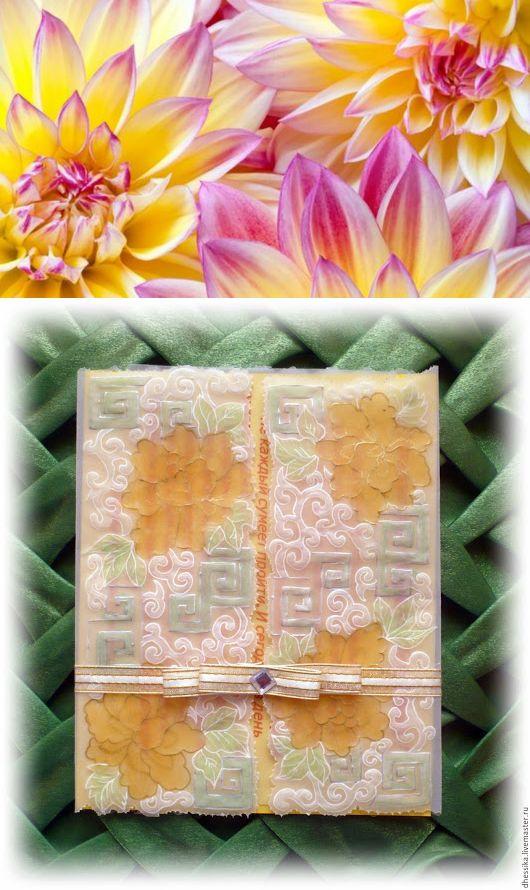 Мои открытки,открытка из пергамента,открытка поздравление