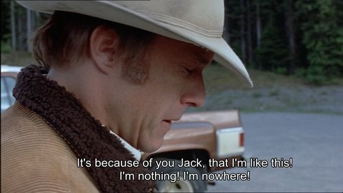Ennis, Brokeback Mountain (2005)