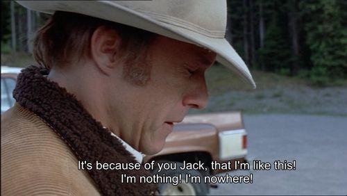 Ennis, Brokeback Mountain (2005)
