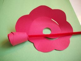 STEP 6 - How to Make Paper Roses