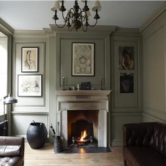 Fb French Gray Wall Fb London Stone Trim And Fb