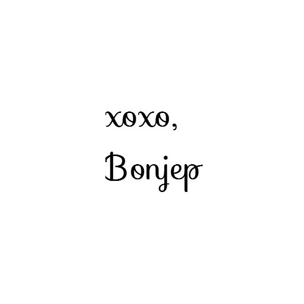 Bonjep's Lookbook xoxo Bonjep via Polyvore