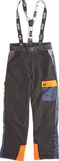 Site Chainsaw Trousers Black / Blue 36`` (91cm) Black / blue trousers. 9 layers of clog protection. Knee pads available separately. 185g/m². http://www.comparestoreprices.co.uk/january-2017-9/site-chainsaw-trousers-black--blue-36-91cm-.asp