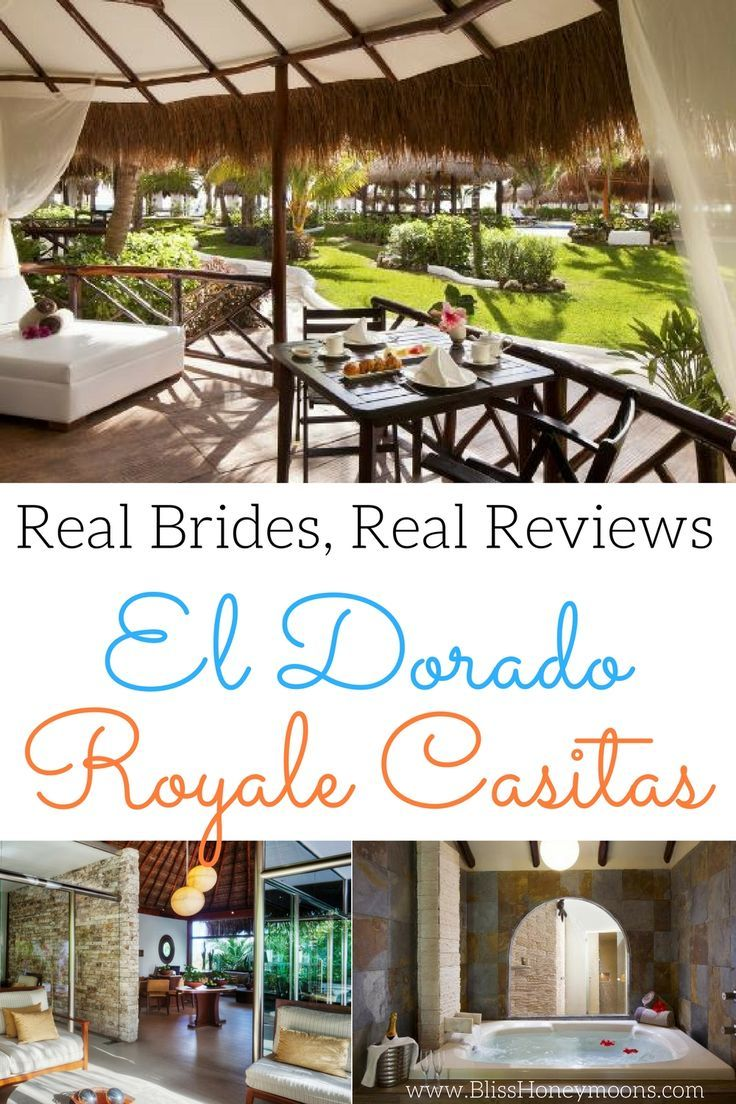 I was looking for a romantic honeymoon hotspot that includes amazing activities and fantastic food. Found it at El Dorado Royale Casitas! Check out this real review from a honeymooning couple--the good, the not-so-good, and what to expect. Perfect for brides and grooms looking for a unique honeymoon adventure. Best tips for destination honeymoons, top honeymoon hotspots review.