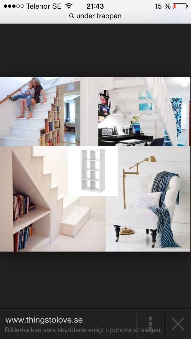 7 besten Trappa Bilder auf Pinterest | Treppe, Leerer raum und Wohnideen