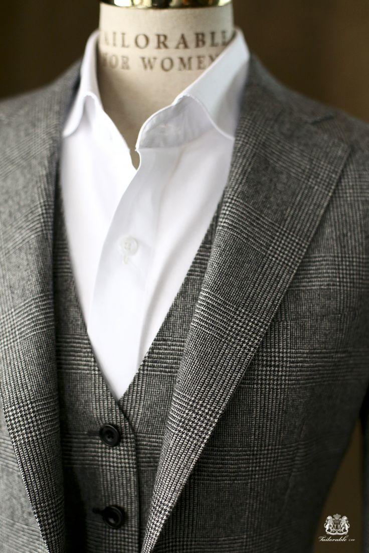 Prince de Galles / Couleurs / Chemise / Revers