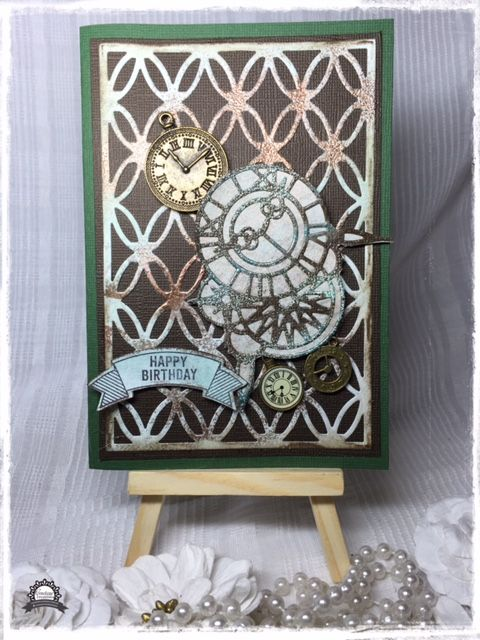 Artdeco Creations Brands: Timeless Birthday by Anita Enright