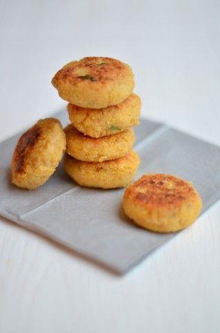 Een lekker en simpel recept voor falafel van kikkererwten.