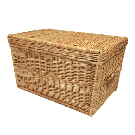 Wicker Chest. Storage ...