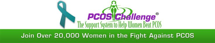 PCOS Challenge  When it is the right time, it will happen. Don't give up hope :)