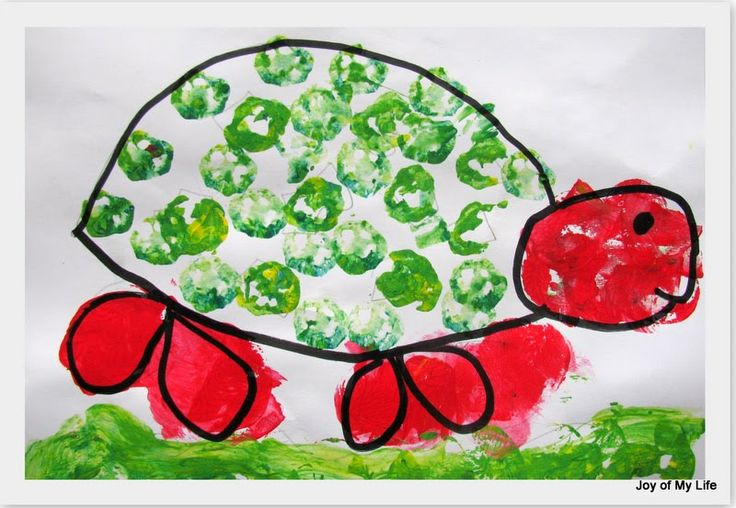 Summertime Art Projects For Toddlers!