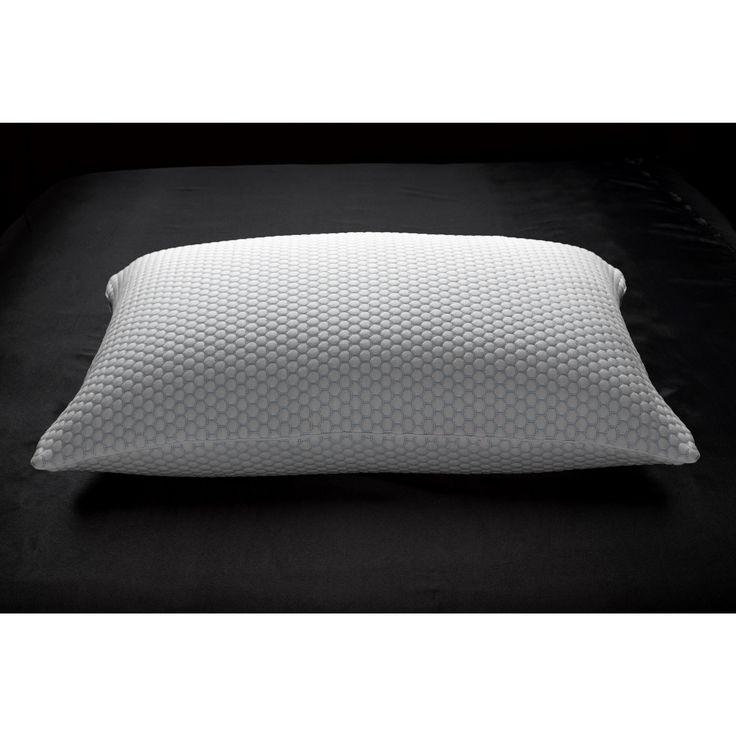 Enterprises Cool N' Comfort Cooling Pillow, Black