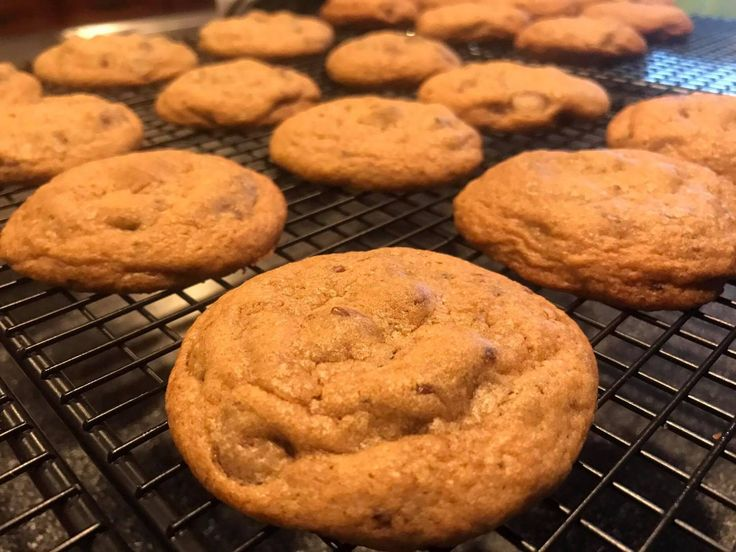 Chocolate Chip Coffee Cookie Recipe -- I had cookies for breakfast this morning, and you can too… if you follow this recipe! First off,I have to give my husband some credit; he found this recipe on the Pioneer Woman's blog,…