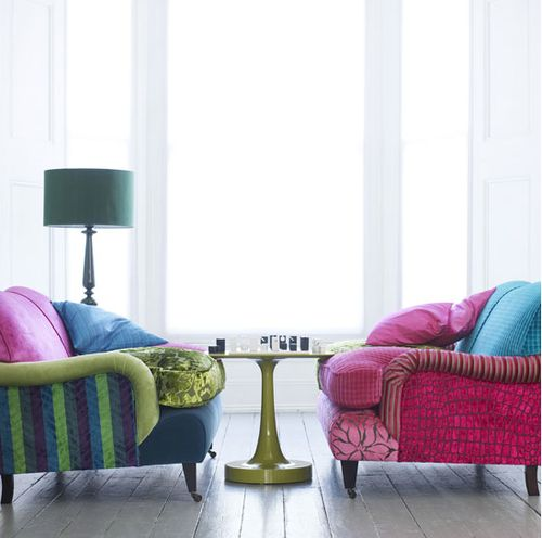 eclectic funky chairs - Living Etc magazine - 90 Best Images About Funky Chair Ideas On Pinterest Armchairs